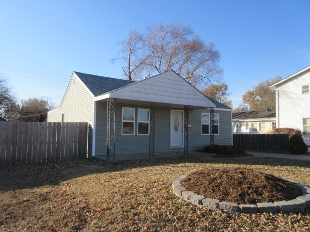 Darling 3 bedroom, 2 bath ranch home on quiet street.  Seller has totally updated this home.  Since
