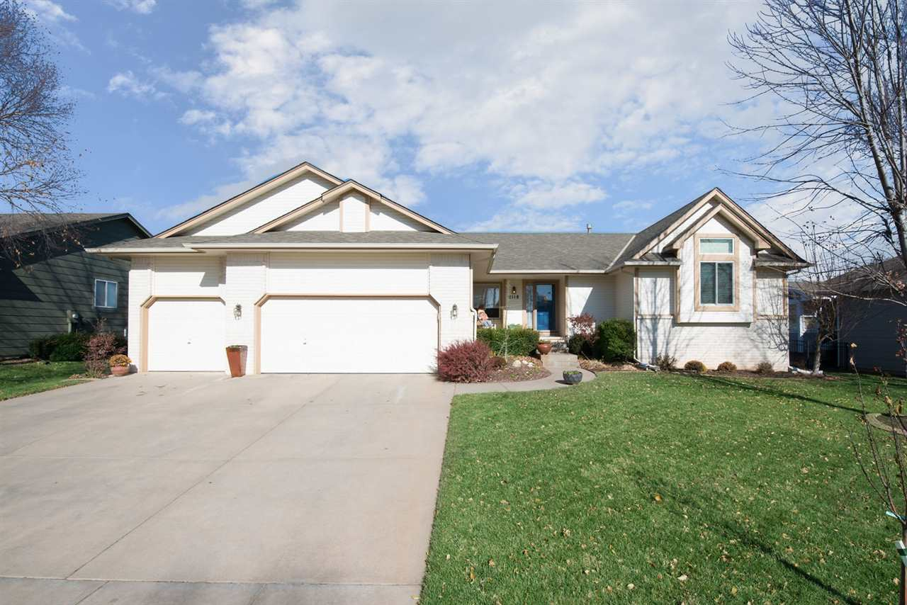 Immaculate and move in ready, ranch home in Shadow Lakes. Home features open floor plan with five be