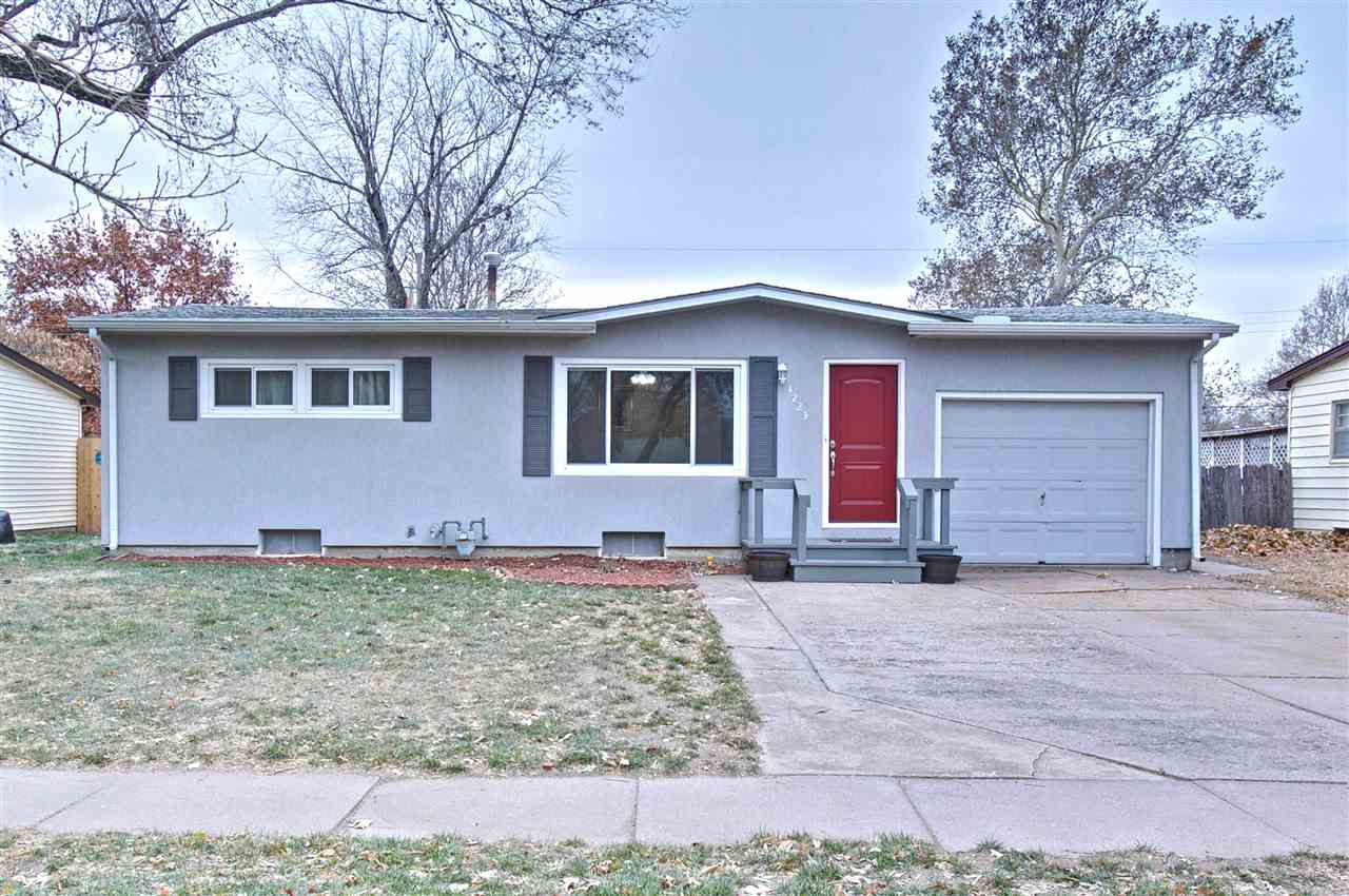 Super cute home kept in great condition with beautiful original hardwood floors with newer vinyl win