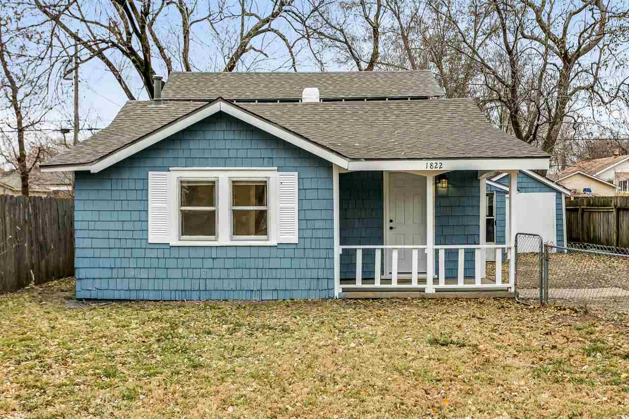 THIS CHARMING CENTRALLY LOCATED HOME FEATURES UPDATES THROUGHOUT! NEWER EXTERIOR PAINT AND ROOF WITH