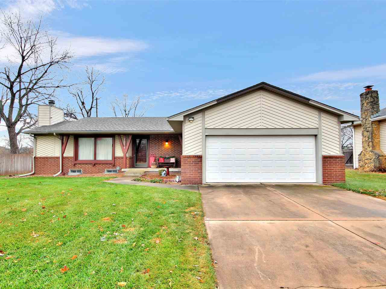 Fabulous Ranch Home In Andover!  Great Curb Appeal With A Wonderfully Inviting Front Porch.  Inside