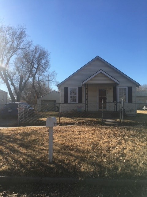 Great investment property.   Rent is $500.00 a month and tenant would like to stay.  New hvac and hot water tank.  Close to colleges. Large lot. Maintenance free siding.
