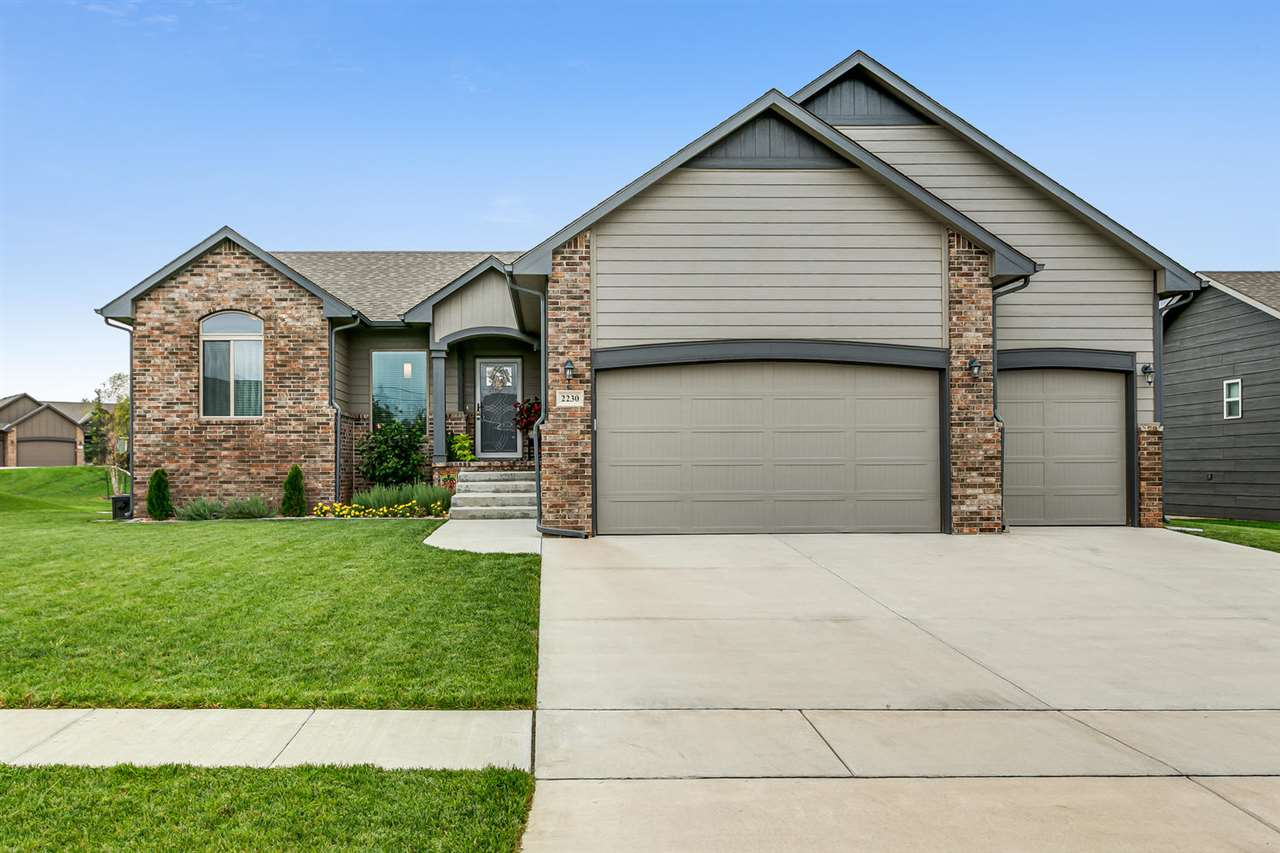 BETTER THAN NEW!  This home is only two years old (young!) and has so much to offer.  With 5 bedroom