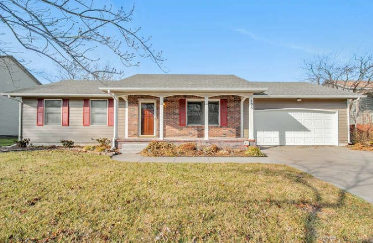 Clean and bright, Ranch home in Andover offers 4 Bedrooms, 3 bathrooms and 2 car garage.  Features i