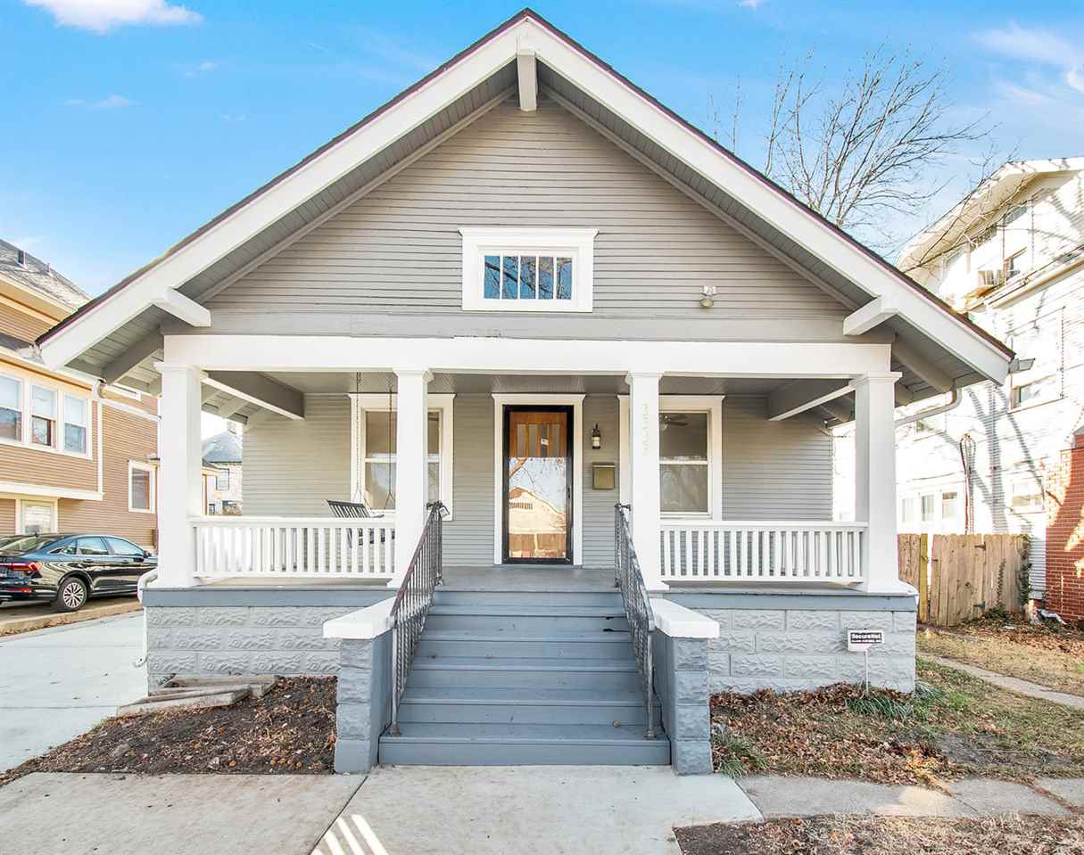 If you are looking for that home with true COLLEGE HILL character, THIS IS IT! Gorgeous UPDATED 4 be