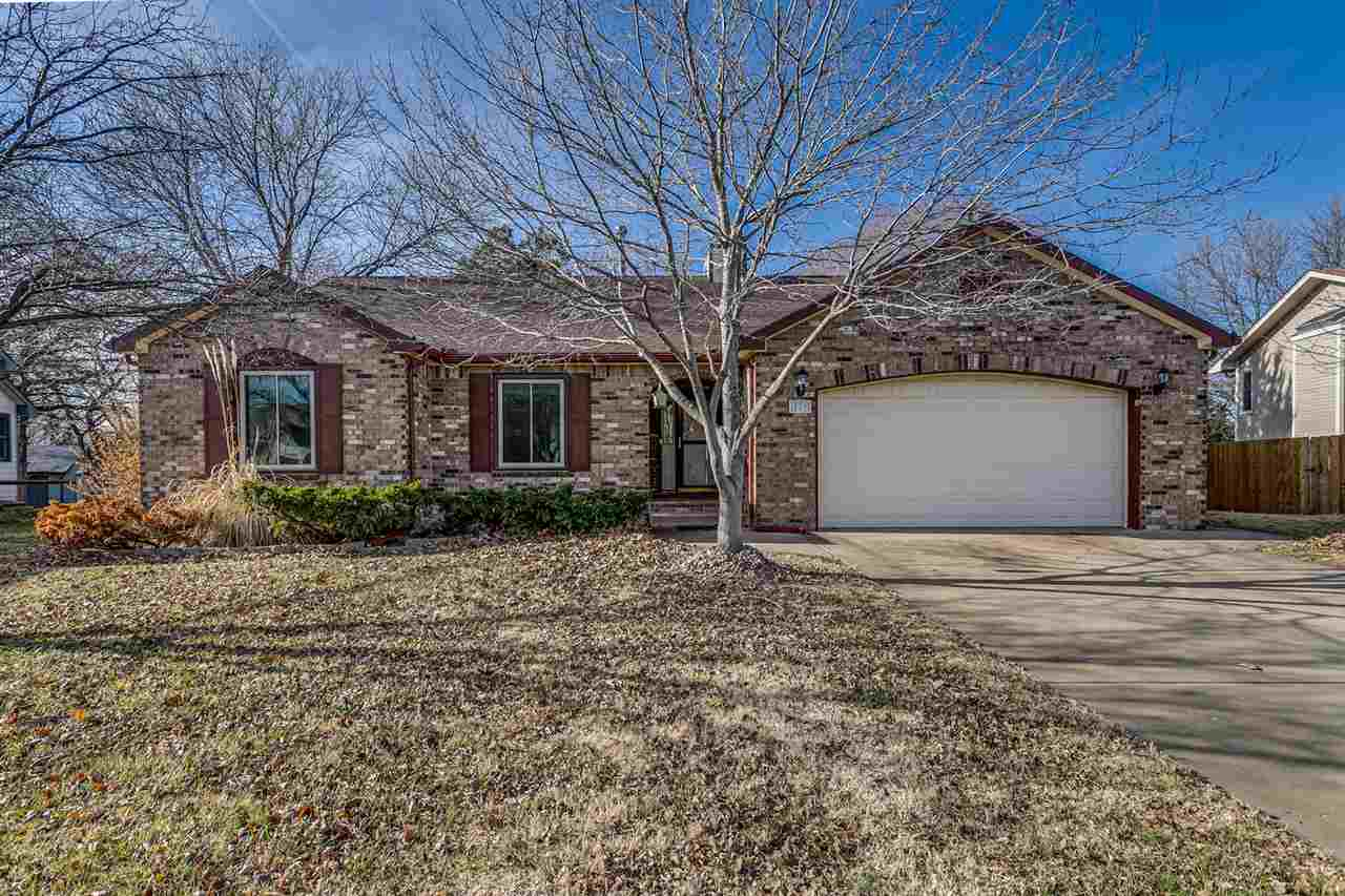 Andover Schools - LOW Sedgwick County Taxes - NO Specials. Well built 4 bedroom ranch home with many