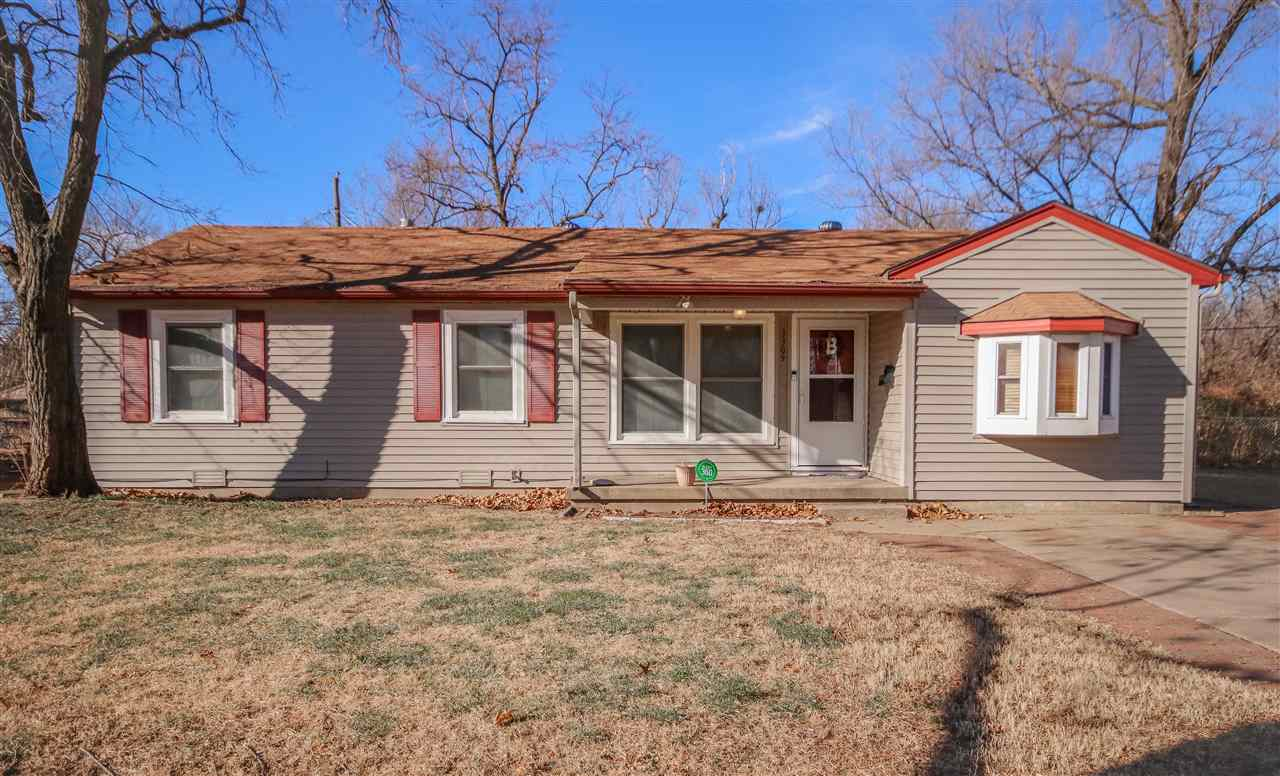 Lovely 3 bedroom 1 bathroom home in South Wichita with tons of charm and character! OJ Watson Park i