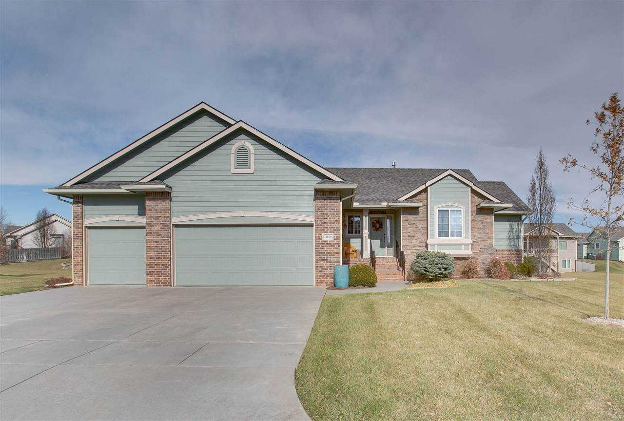 Gorgeous, meticulously maintained, Auburn Hills Ranch with award winning custom features including a