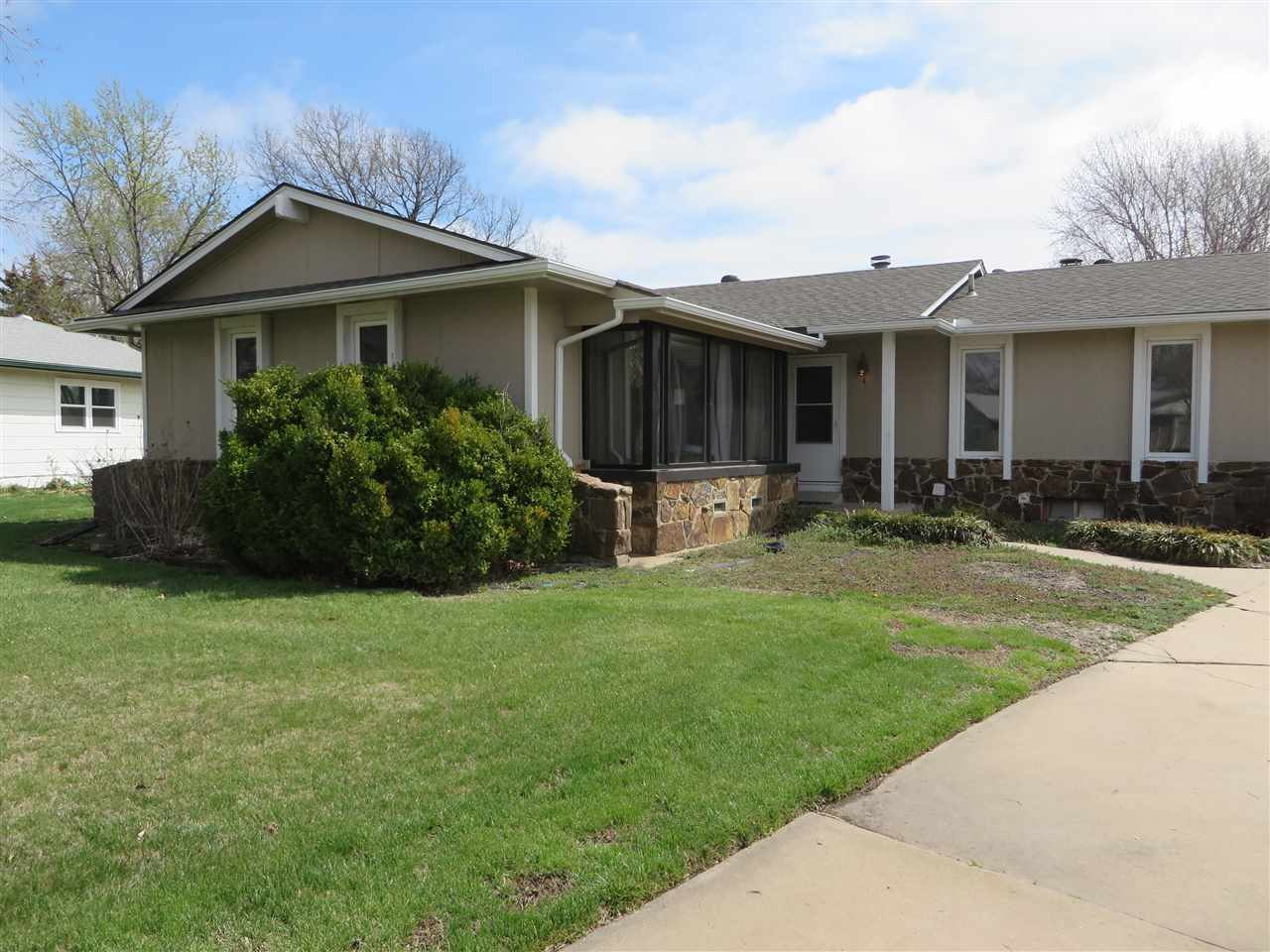 Home Sweet Home!!   Located in the desirable North Wichita Sherwood Glen Addition with easy access t