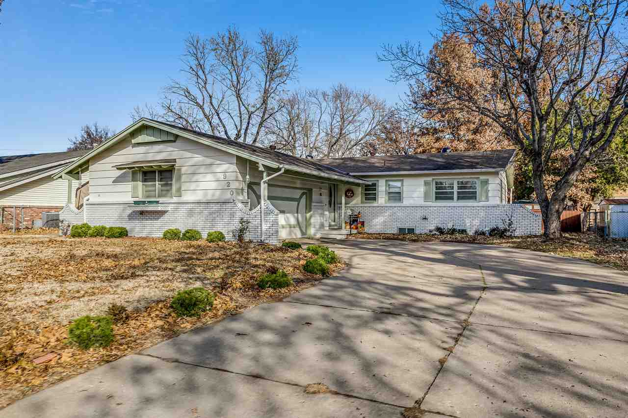 The home has it all for this price range.  Hardwood floors through the main level except the dining