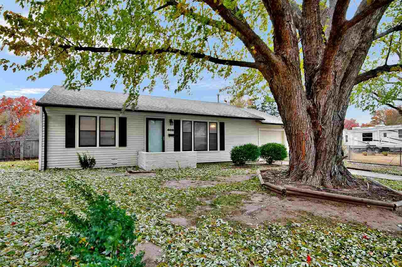402 W CARLYLE St, Wichita, KS, 67217