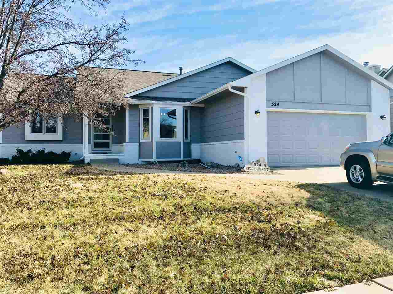 ANDOVER Schools - Wichita Taxes! Gorgeous, completely remolded, 4BR, 3BA, Ranch includes living room