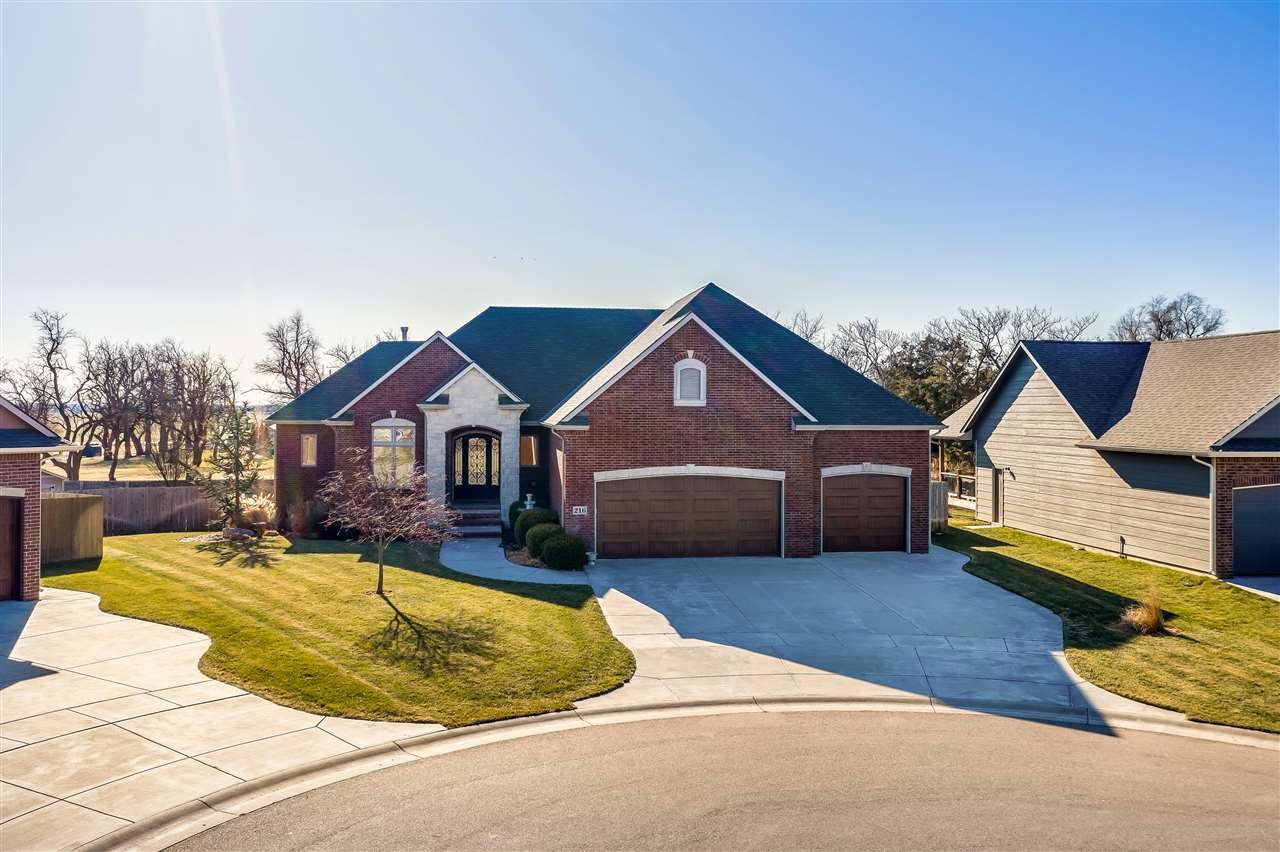 Don't Miss this Gorgeous Custom Built Home!  It's absolutely loaded! Sellers have thought of everyth