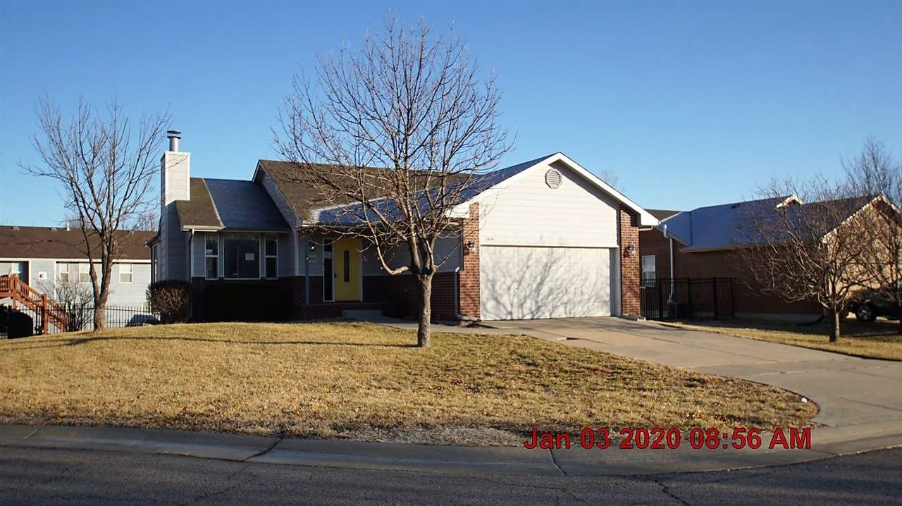 1404 W Quail Crossing Ct, Andover, KS, 67002