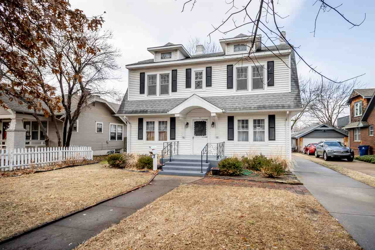 OPEN HOUSE 1-19-2020 from 2pm to 4pm. Charming Two Story Colonial Home, nestled in the heart College