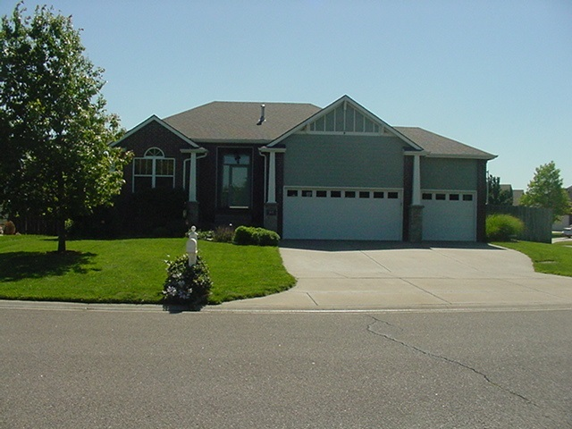 Don't miss this well cared for, two owner home. Corner lot, covered deck, main floor laundry, newer