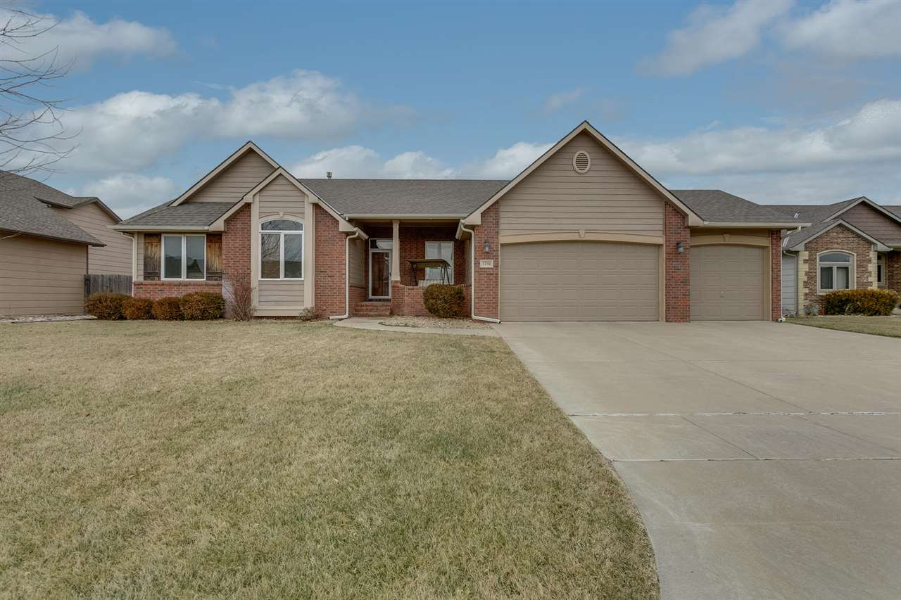 Gorgeous home in **Maize School District**. This extraordinary home features 4 bedrooms, 3 bathrooms