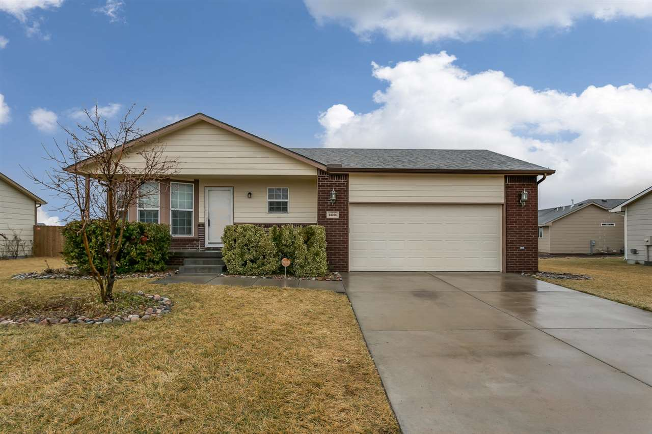 Pride of ownership with this Marvelous one owner home in **Maize School District**. This home has be
