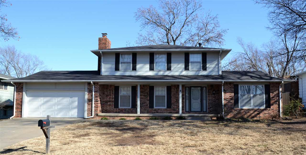 Stop and look at this amazing NW Wichita home that has been off the market since 1971. The owners to