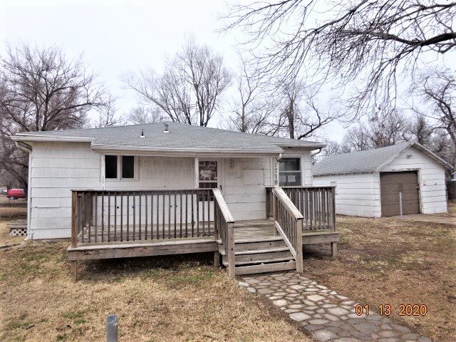 HomeSteps, A Unit of Freddie Mac offers this cozy 840 SF bungalow having 2 bedrooms and 1 bath built