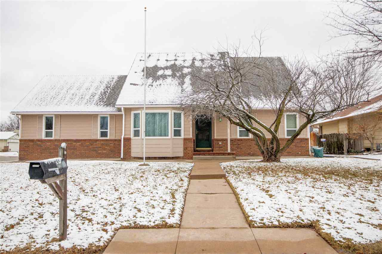 Stunning 3 bedroom 4 bathroom home in Cherry Creek Hills! This home has a fireplace, skylight window