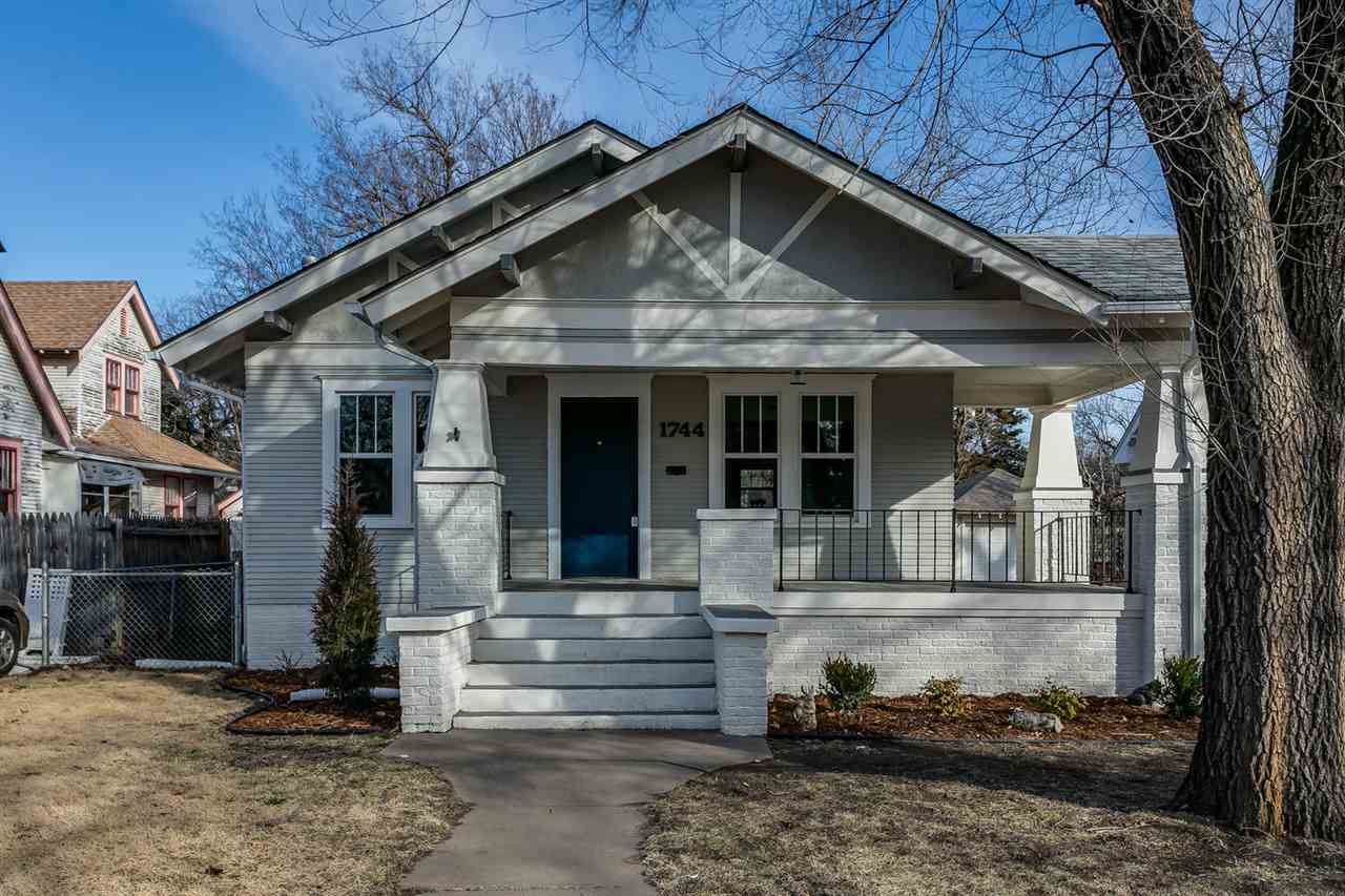 If you are looking for an older home with tons for charm but all the beauty and efficiency of a remo
