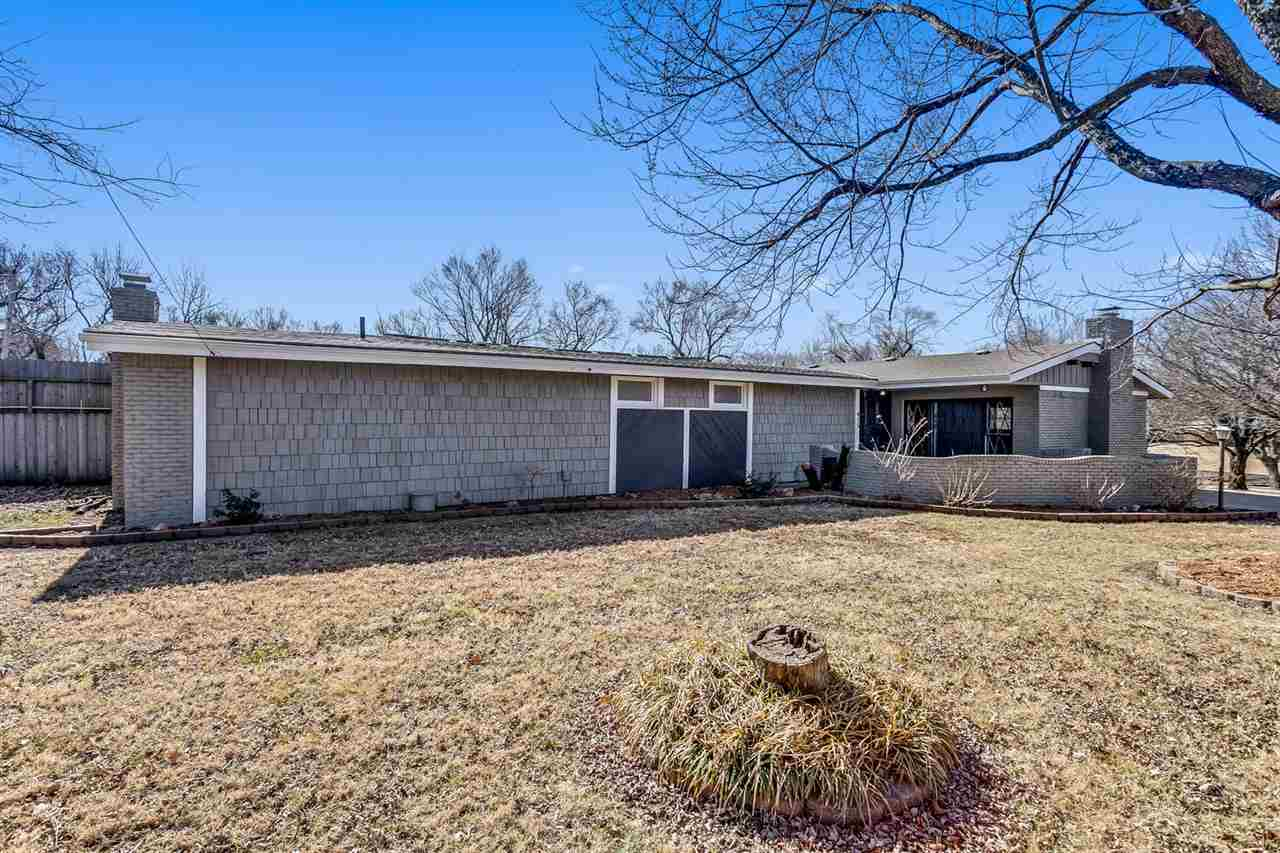 This one of a kind beautifully updated 3 bed 2 1/2 bath ranch home features nearly 2400 finished squ