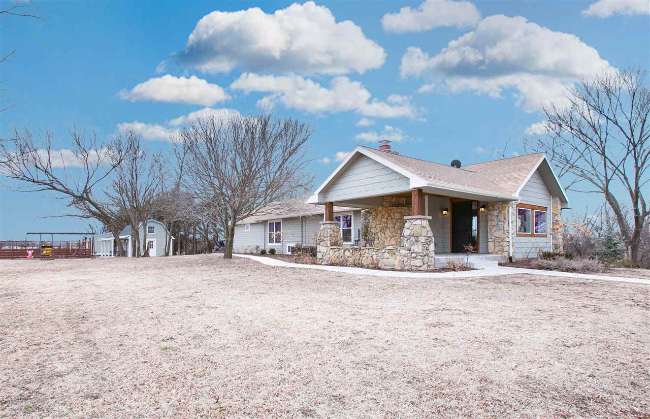 This 1920's completely renovated ranch is STUNNING!  All of the space you have dreamed of...inside a