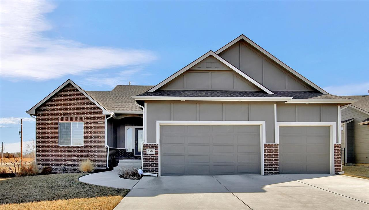 Better than new! This custom built 5 BR, 3 BA ranch in desirable Firethorne shows like a model home.