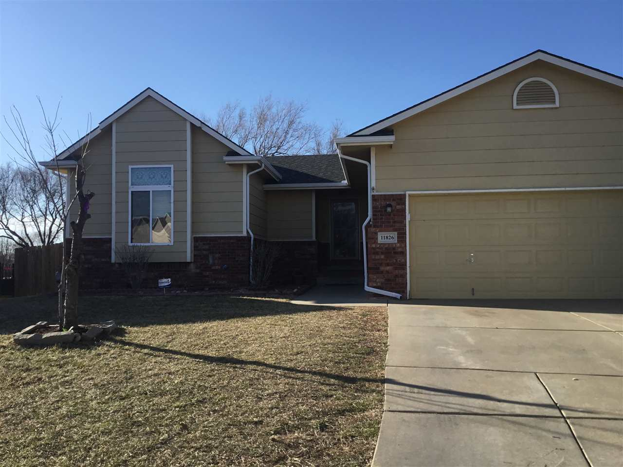 Great neighborhood with Goddard schools. Home has lots of great features, and plenty of room for a l