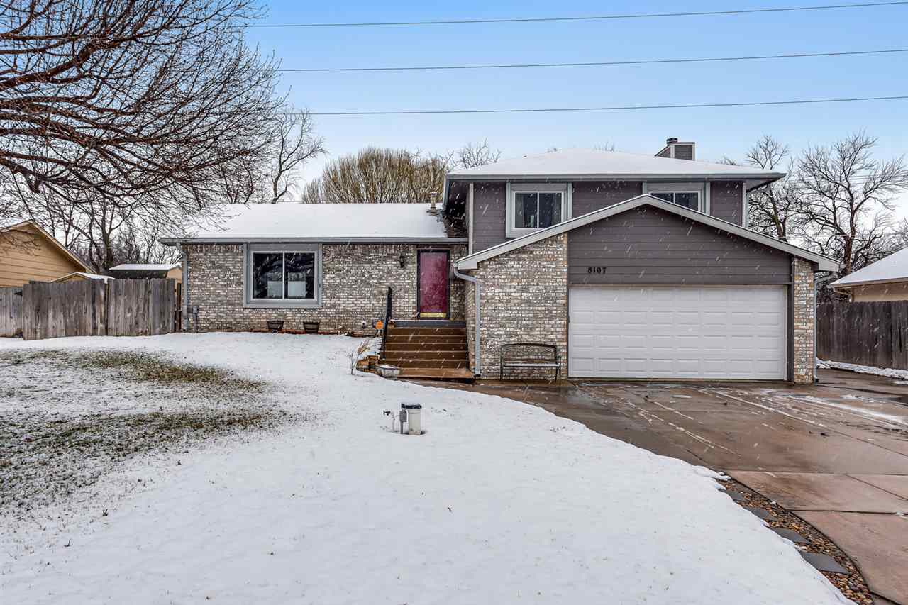 This one won't last! Pride of ownership shines through on the well cared for quad level home.  ALL N