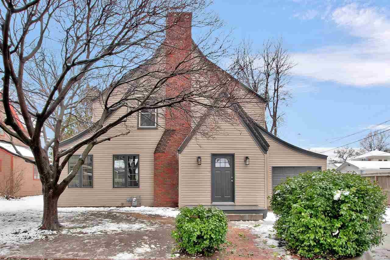This charming modern home located near College Hill has so much to offer.  Featuring 3 large bedroom