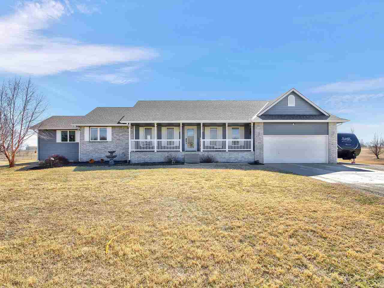 Don't miss out on the fabulous 5 bedroom 3 bath ranch on just over 5 acres! You will have the best o