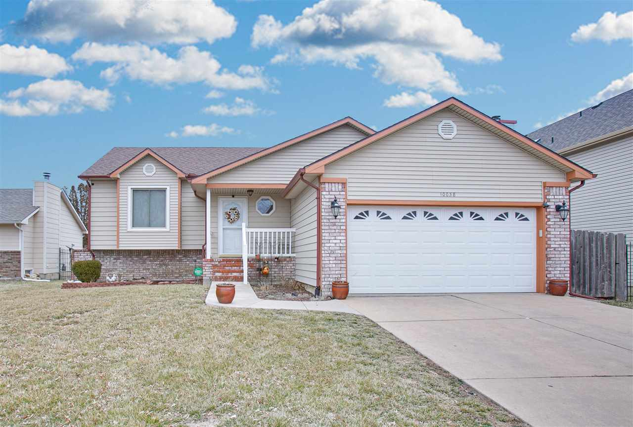 Fabulous 4 Bed/3 bath home with open floor plan, view out basement and 2 car garage. A large living