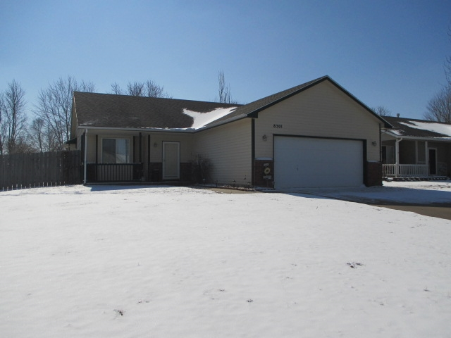 Location, Location....Located in popular west Wichita, Socora Village Addition. This home has 3 Bedr