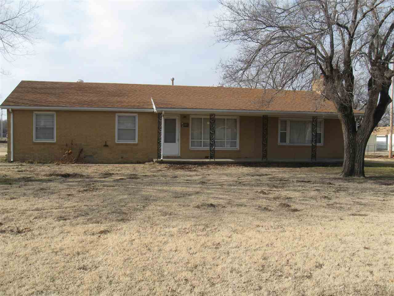 Come see this nice westside full brick ranch home with 3 bedrooms and 2 baths.  This home sets on a