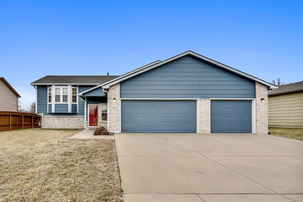 Beautiful, well maintained home in one of Wichita's best subdivisions! It will be obvious when you w