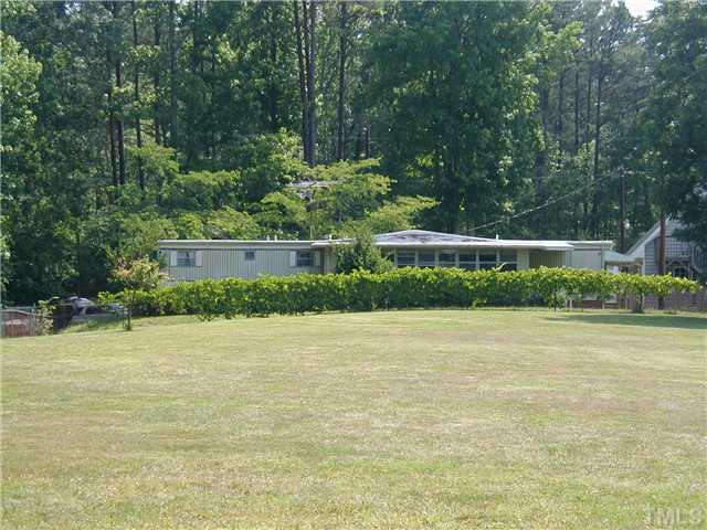 Photo of home for sale at 53 Sunrise Harbor Road, Leasburg NC