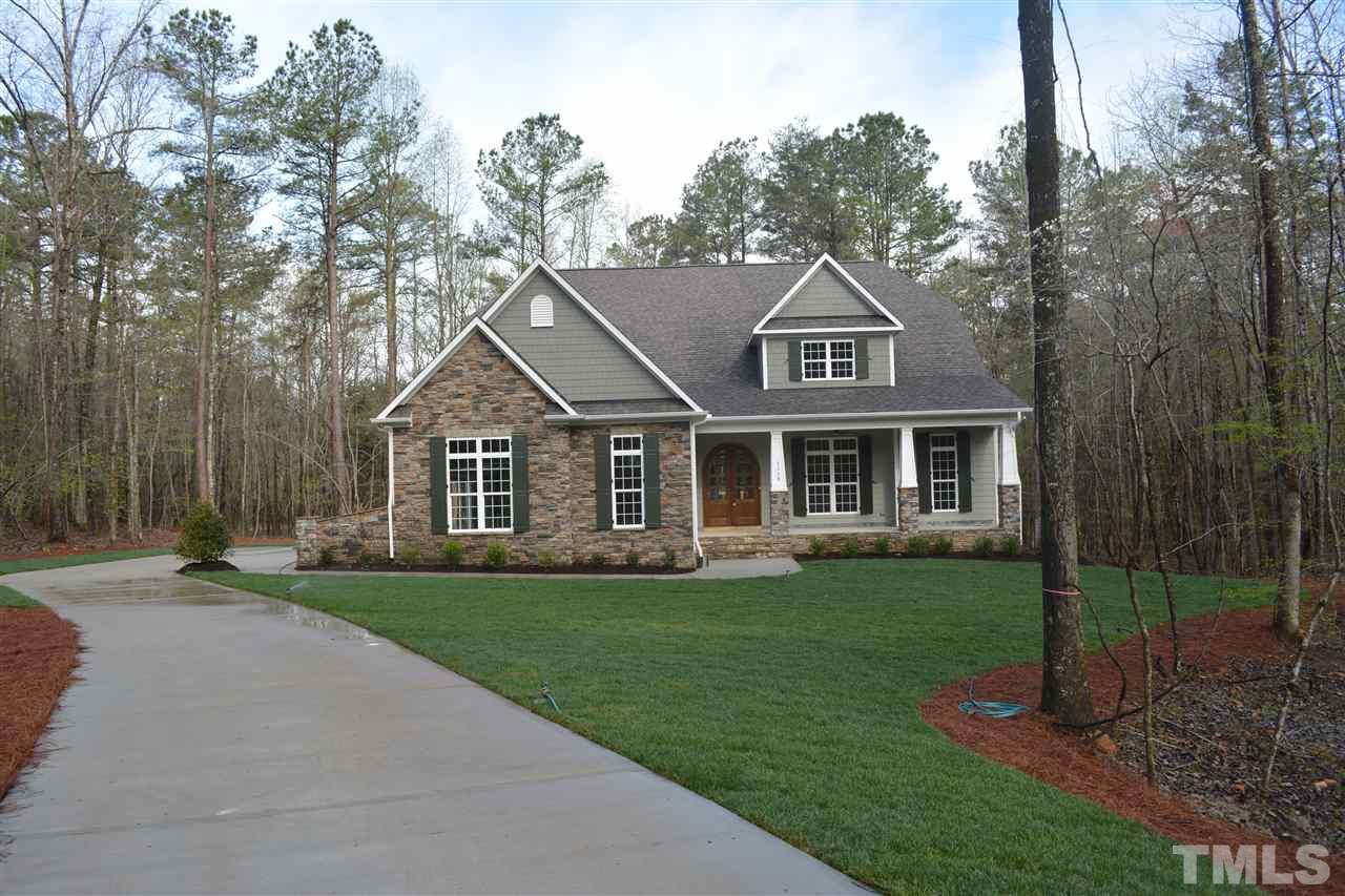 5339 Lucas Farm Lane (Lot 5), Chapel Hill, NC 27516