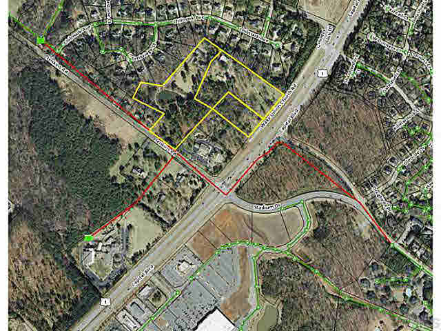 Property for sale at 12811 Wake Union Church Road, Wake Forest,  NC 27587