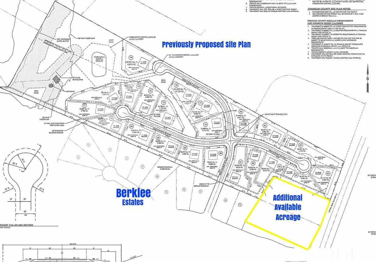 Property for sale at 0 Capital Boulevard, Wake Forest,  NC 27587