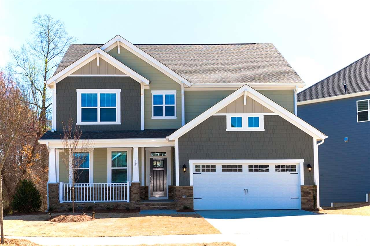 101 Atwood Drive, Holly Springs, NC 27540
