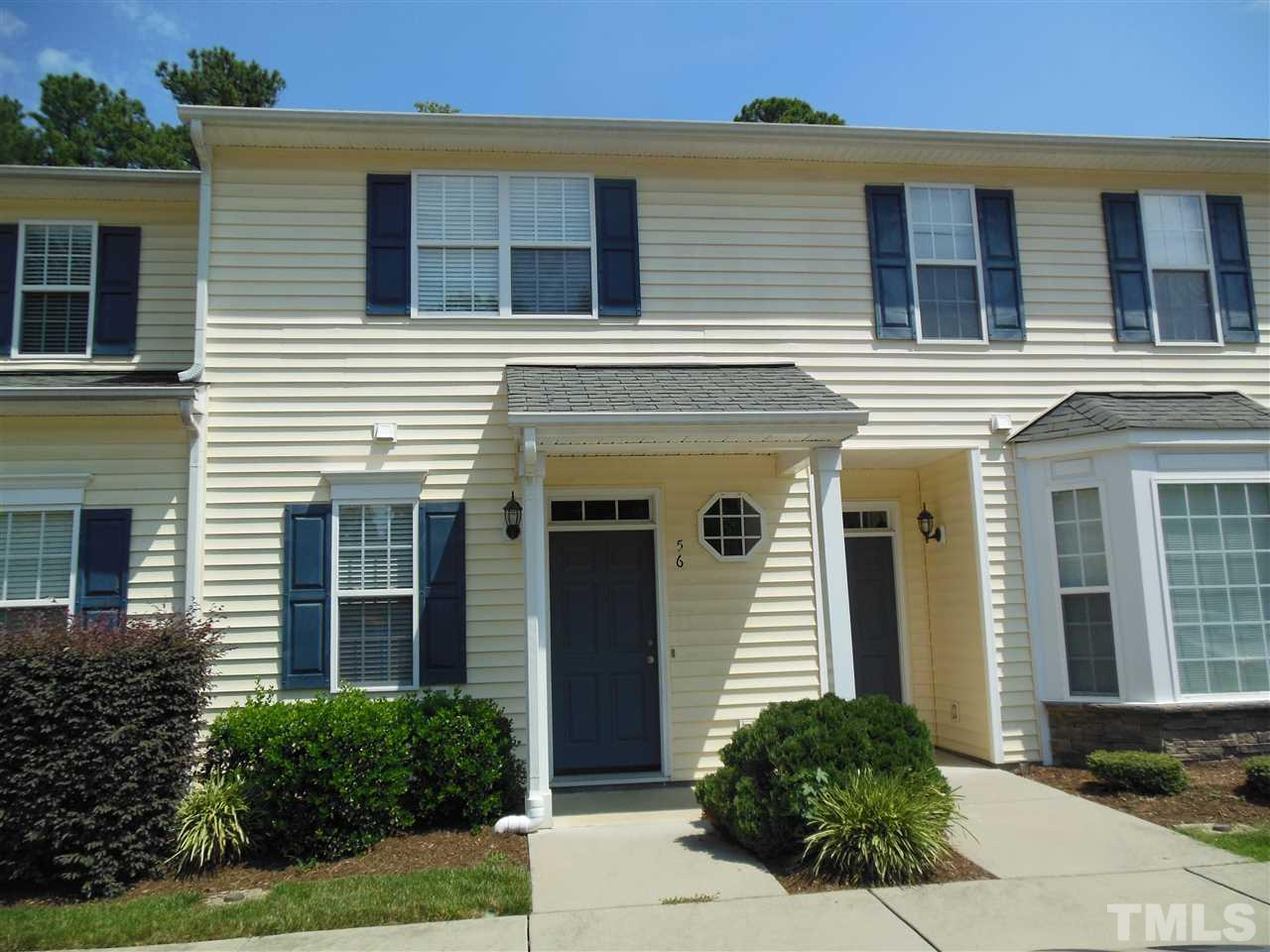 Cute 2BR, 2.5BA town home in Hollymeade. Both bedrooms upstairs. New paint and carpet, ready to go!