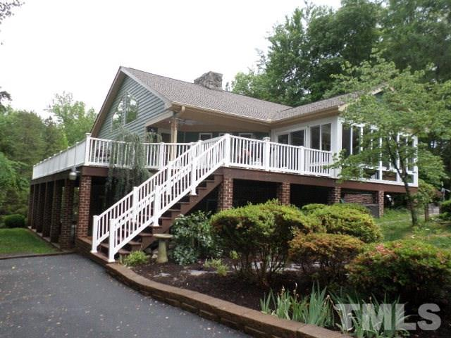 Property for sale at 276 Overlook Lane, Clarksville,  NC 23927