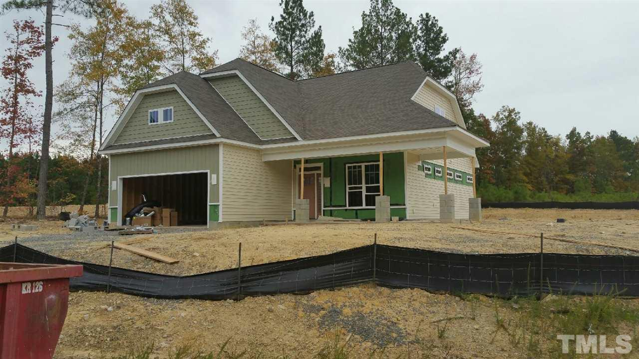210 Richmond Run (Lot 48), Stem, NC 27581