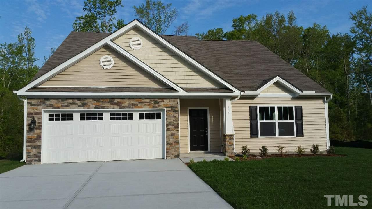 125 Richmond Run (Lot 112), Stem, NC 27581
