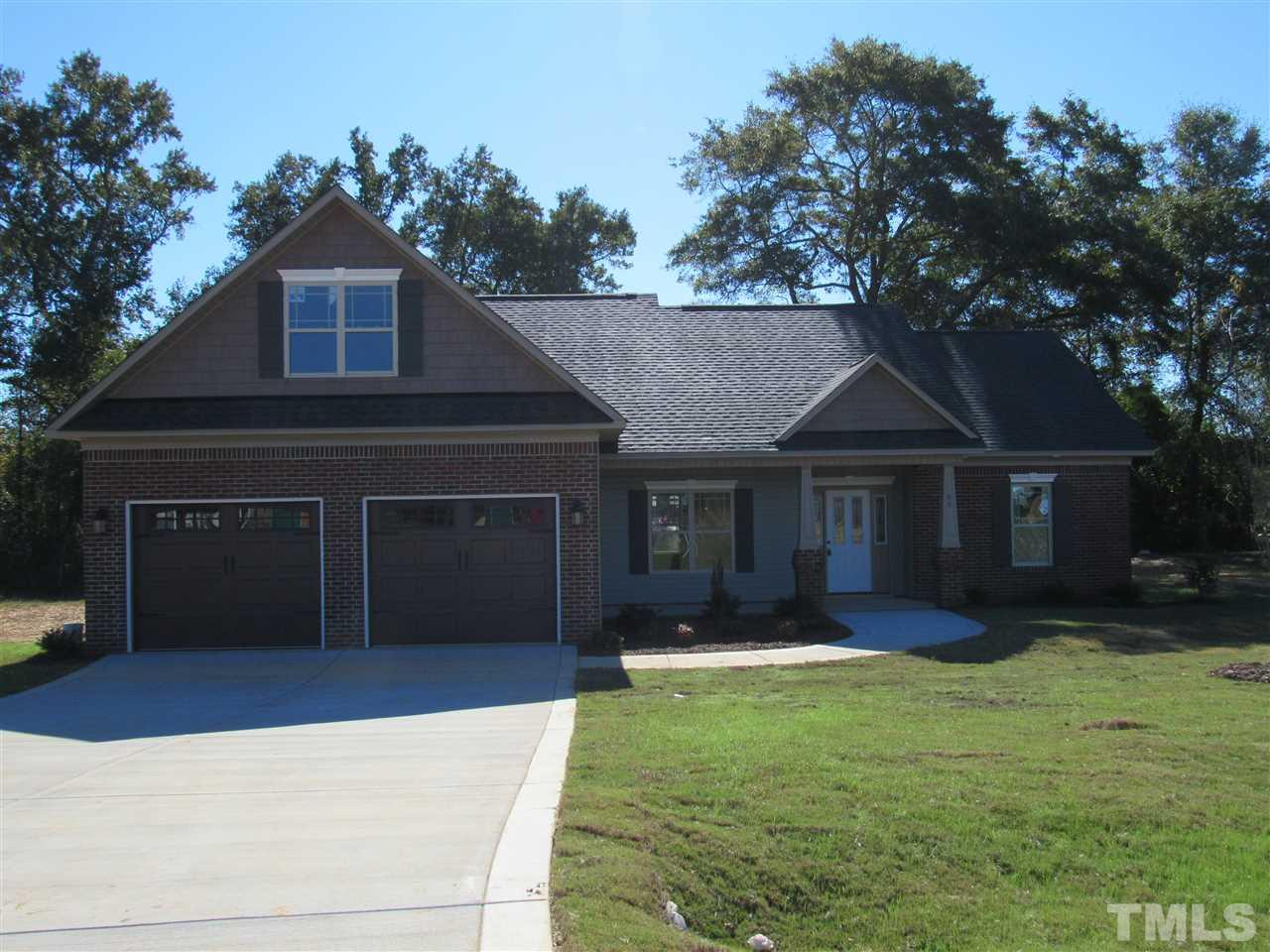 86 lee woods drive clayton nc 27520 for Lee homes