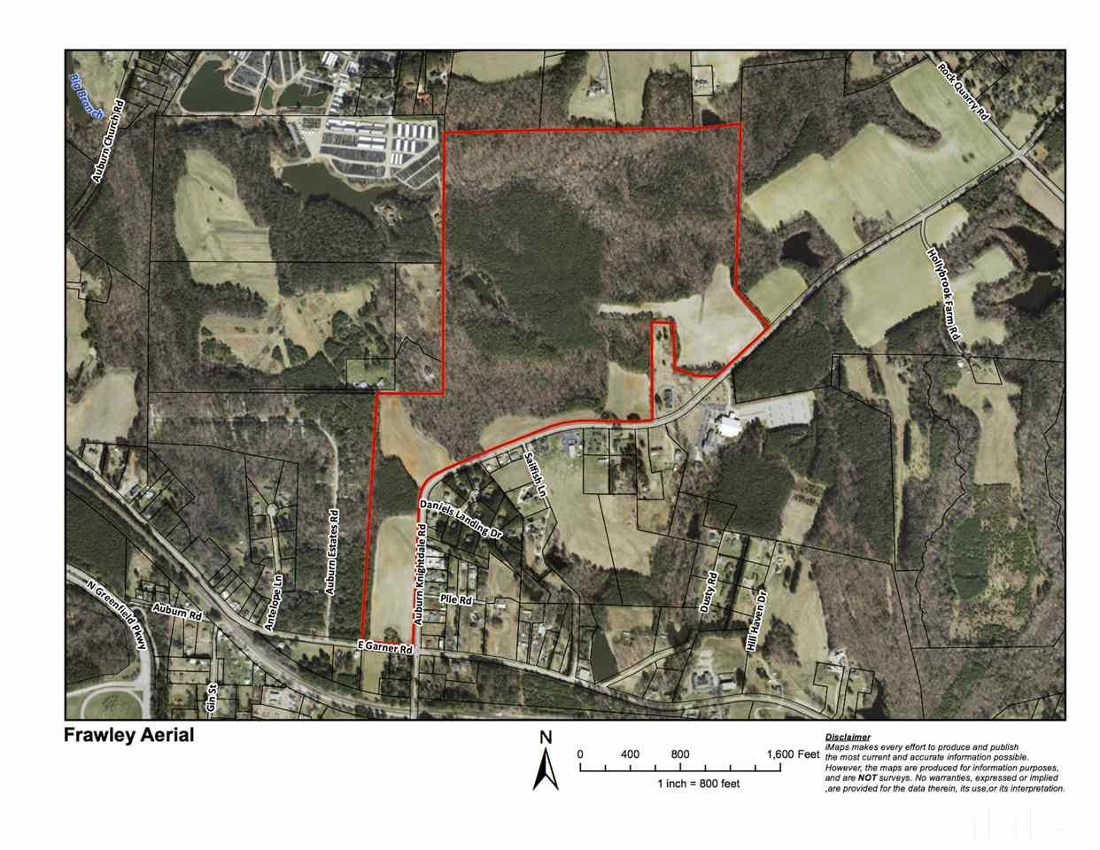 Property for sale at 0 Auburn Knightdale Road, Garner,  NC