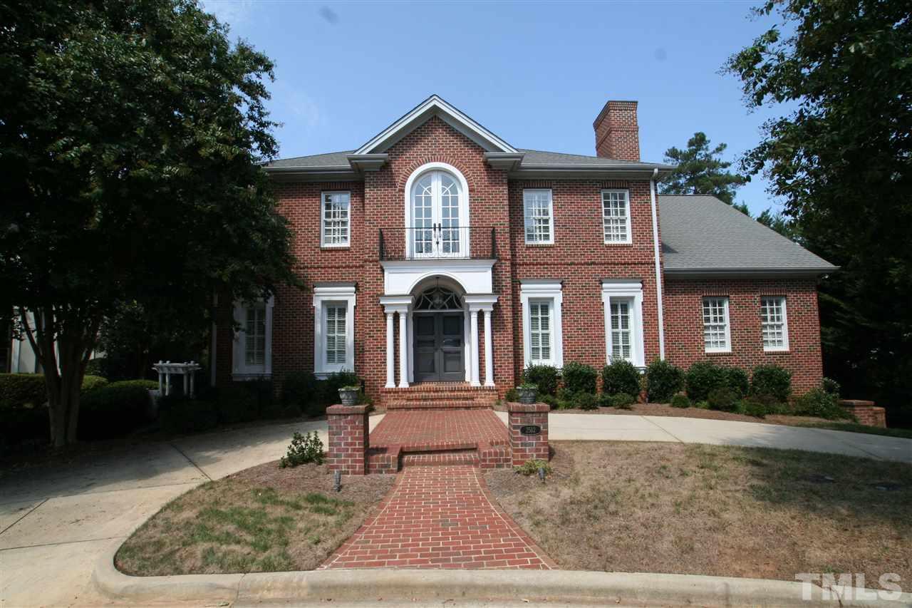 2512 Lewiswood Lane, Raleigh, NC 27608