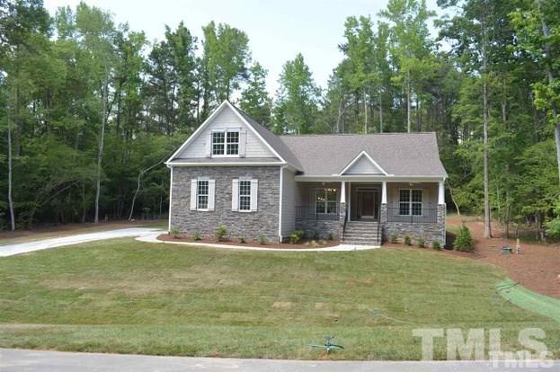 54 Lindsay Burke Place (Lot 39), Pittsboro, NC 27312